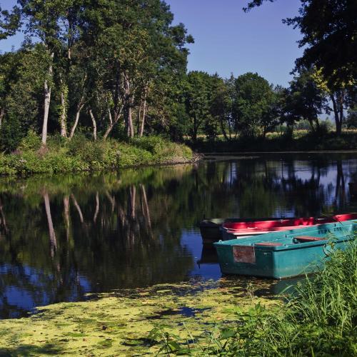Naviguez sur la Sarthe