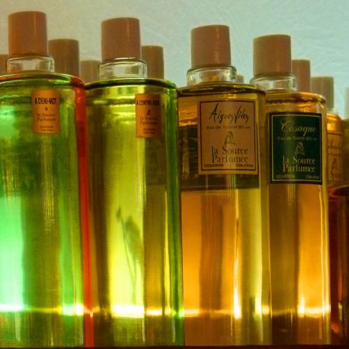 Création de Parfum près de Paris