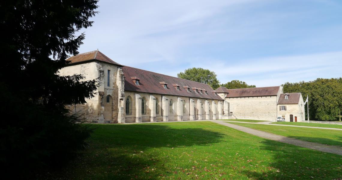 Abbye cistercienne de Maubuisson