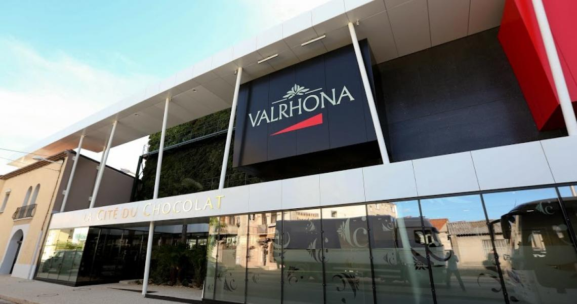 Chocolaterie valrhona
