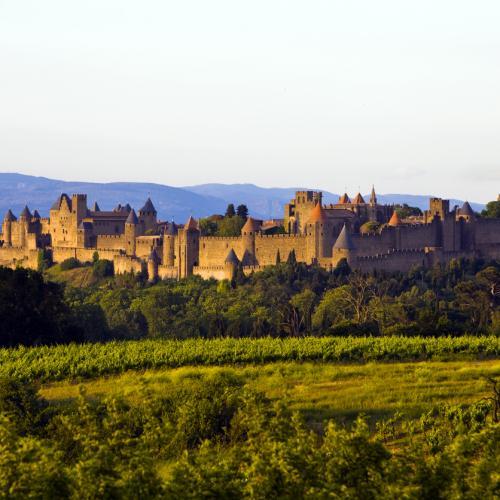 Cité de Carcassonne : Visite du Château et des Remparts