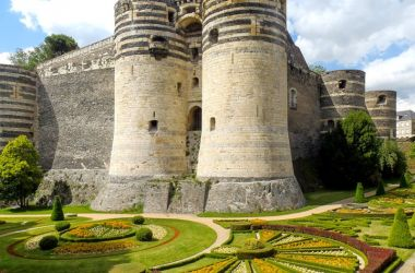 Angers - chateau