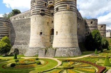 Angers - chateau