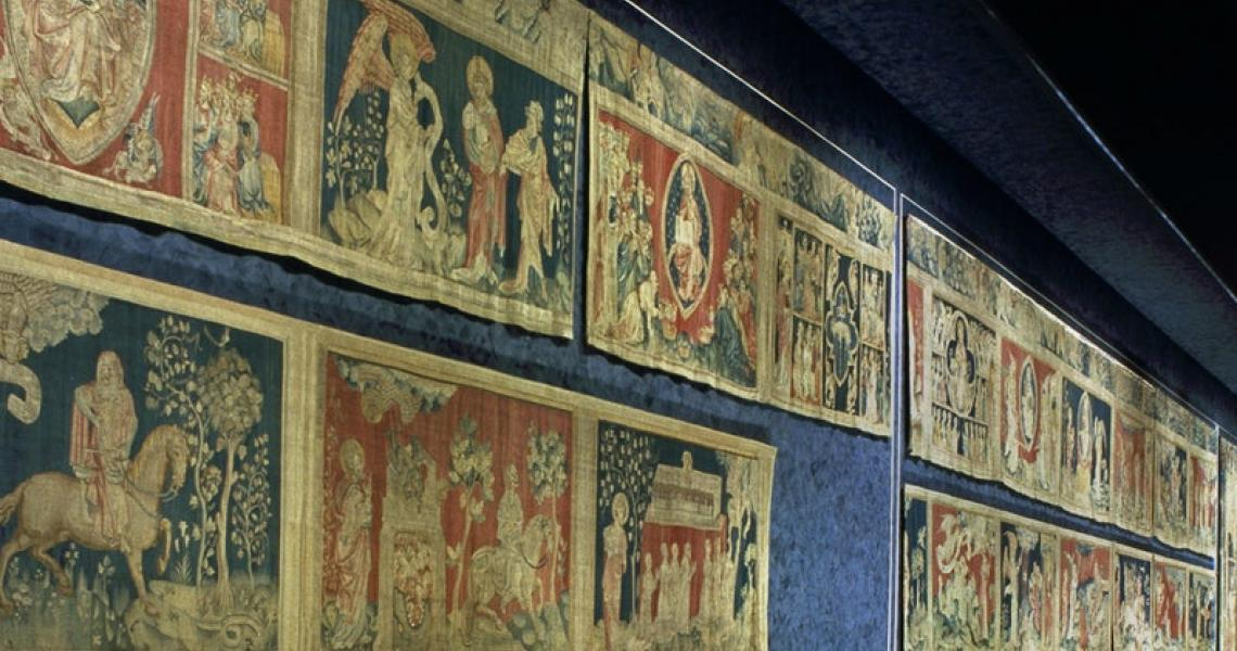 Angers - tapisseries