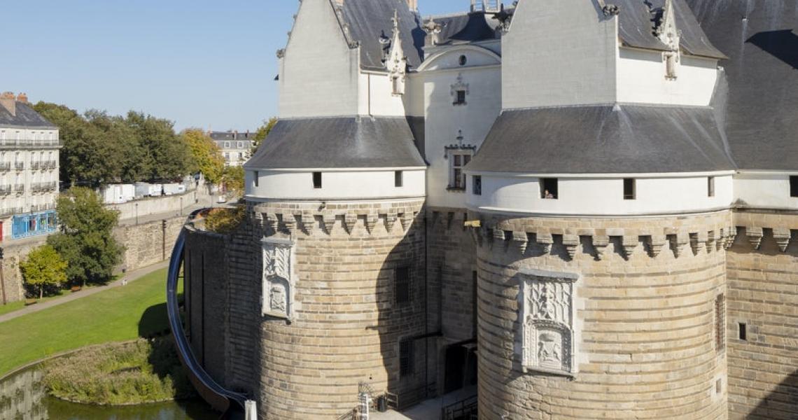 Nantes - chateau des ducs de bretagne credits philippe piron