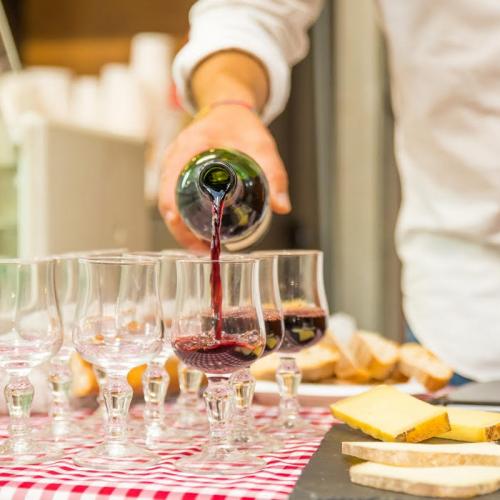 Visite gastronomique en anglais dans le Vieux-Lyon