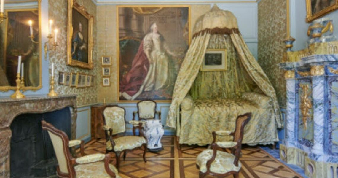 Château de Voltaire - Crédits Benjamin Gavaudo