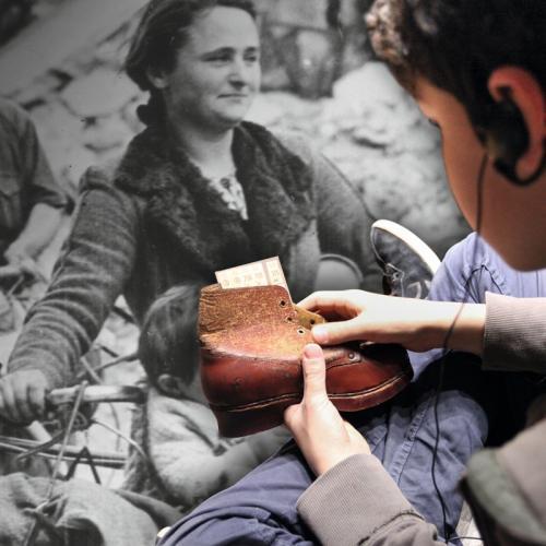 Mémorial de Falaise - La Guerre des Civils