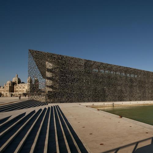 Mucem - Musée des civilisations de l'Europe & de la Méditerranée