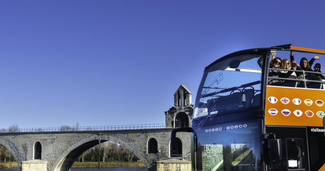 Bus de visite - Avignon