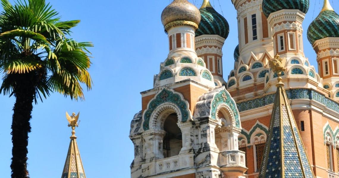 Cathédrale de Nice - Crédits Lucian Milasan