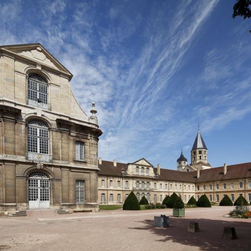 Abbaye de Cluny & Musée