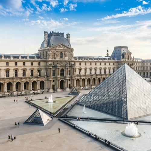 Musée du Louvre : E-ticket