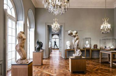 Musee rodin - patrick tourneboeuf