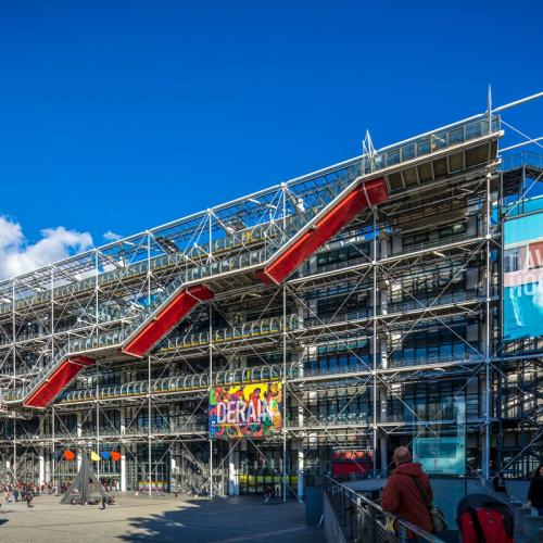 Centre Pompidou - Paris