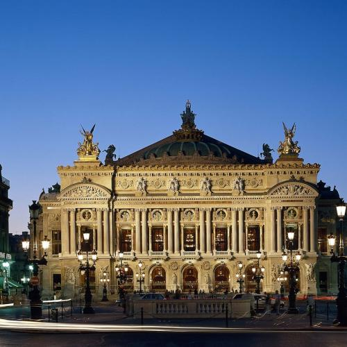 Opéra Garnier - Visite autonome
