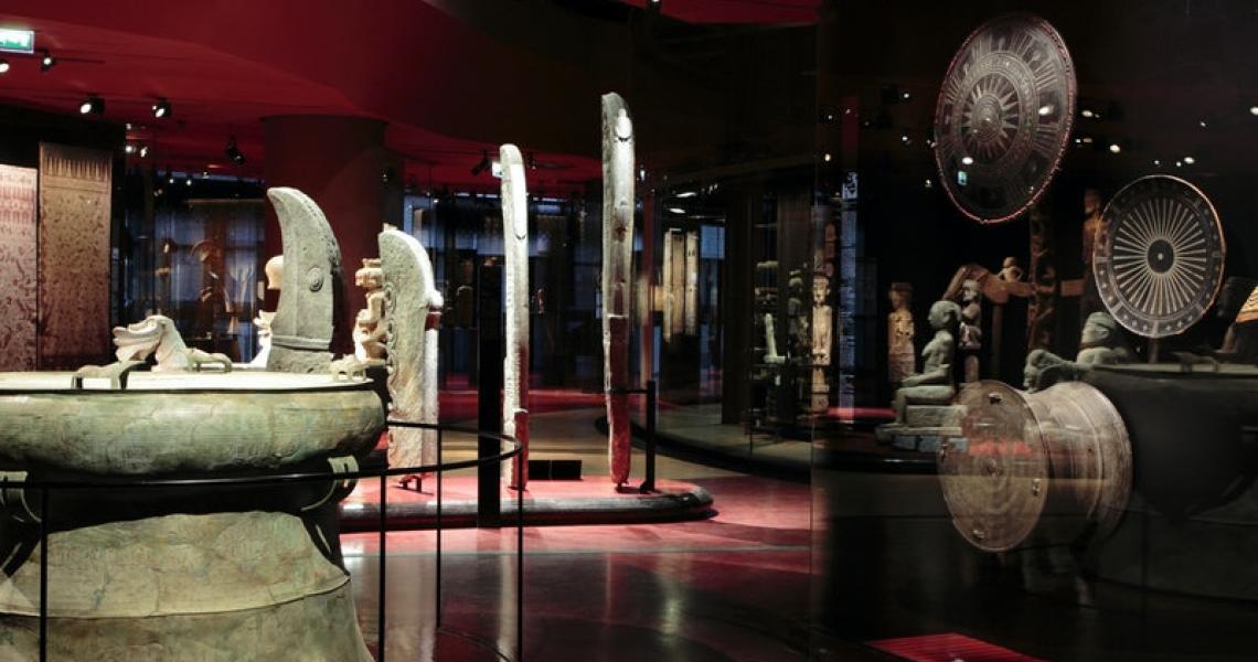 Musee du quai branly 2