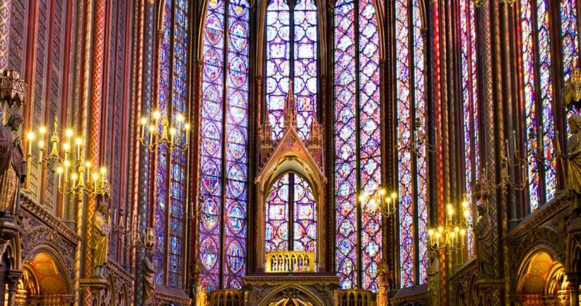 Sainte chapelle et conciergerie 2