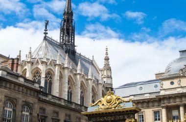 Sainte chapelle et conciergerie