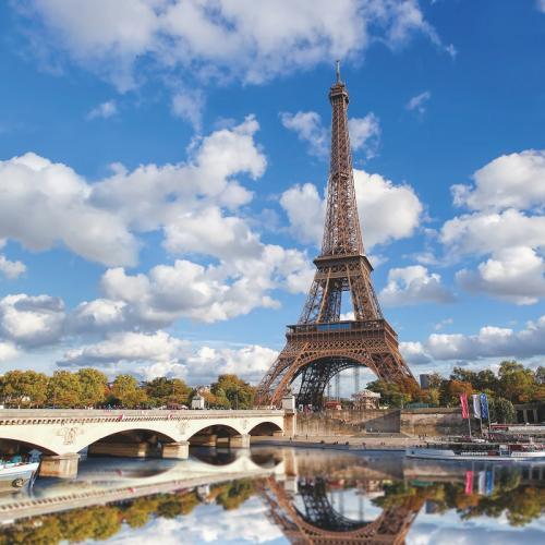 Croisière d'une heure sur la Seine
