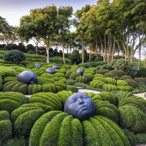 Visitez les jardins d'Etretat