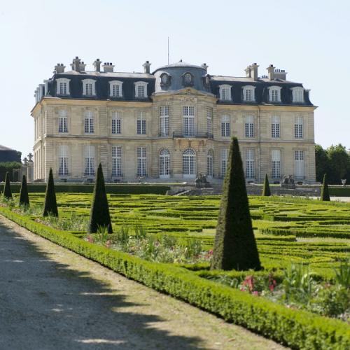 Château et parc de Champs-sur-Marne