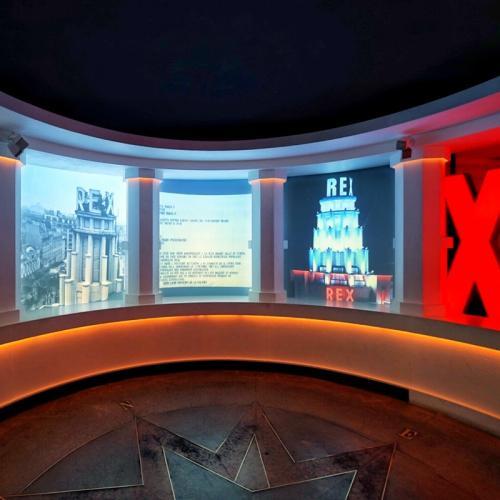 Le Grand Rex Studios : visite interactive des coulisses