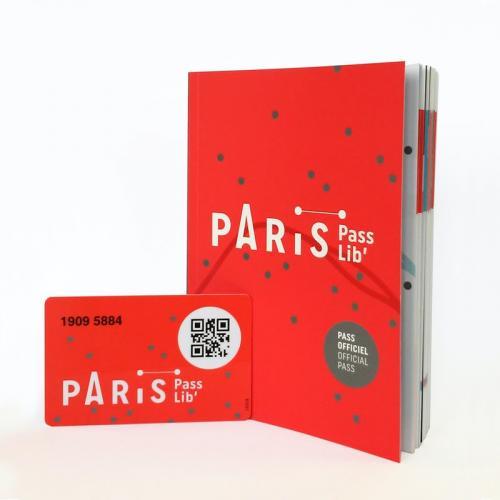 Paris Passlib' (pass officiel de Paris) : croisière, musées & transport illimité