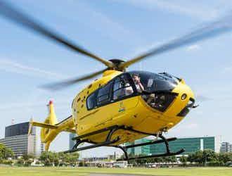Helicoptere paris versailles