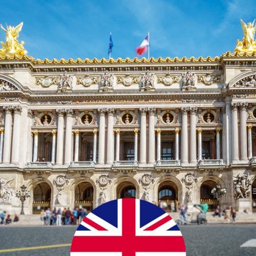 Opéra Garnier - Visite guidée en anglais