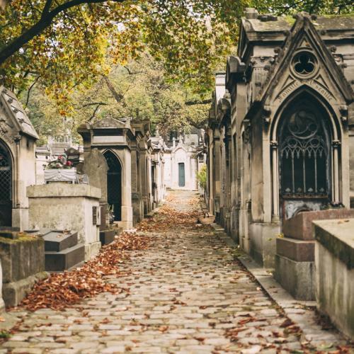 Cimetière du Père Lachaise : visite guidée en anglais
