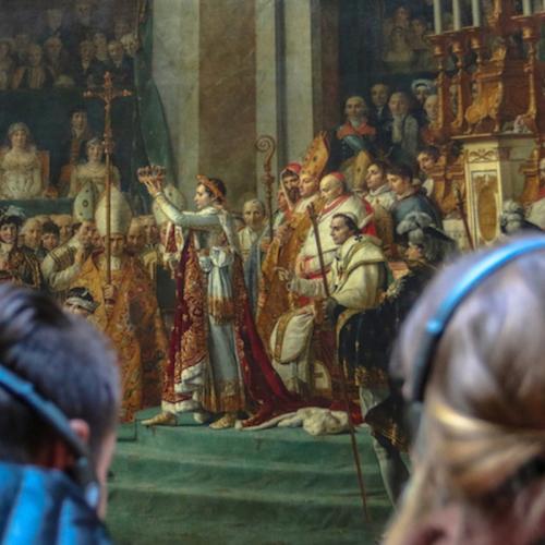 Les incontournables du Musée du Louvre : visite guidée en anglais