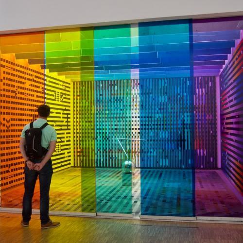 Centre Pompidou : coupe-file et visite guidée en anglais