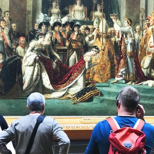 Musée du Louvre : visite semi-privée des plus grands chefs-d'œuvre